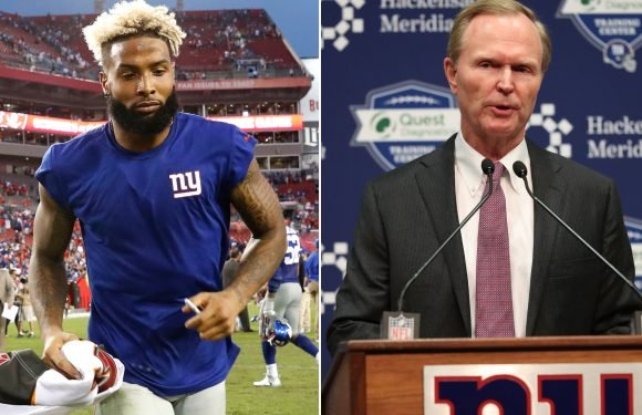 Giants make their point, now the ball is in Odell Beckham's court