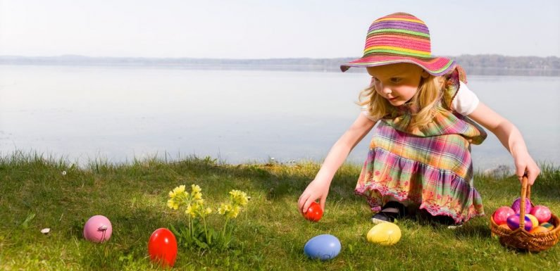 2018's best Easter egg hunts taking place across the UK