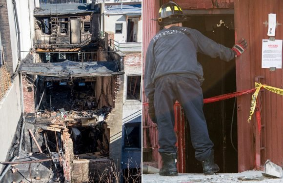 Site of deadly Harlem fire too unstable for investigators to enter