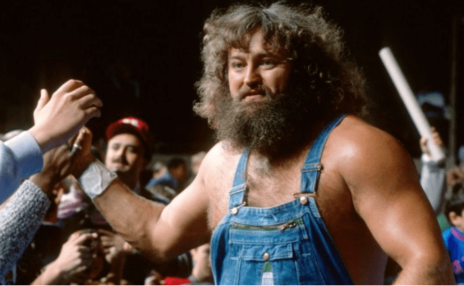 WWE legend Hillbilly Jim to be inducted into 2018 Hall of Fame alongside Goldberg and Ivory