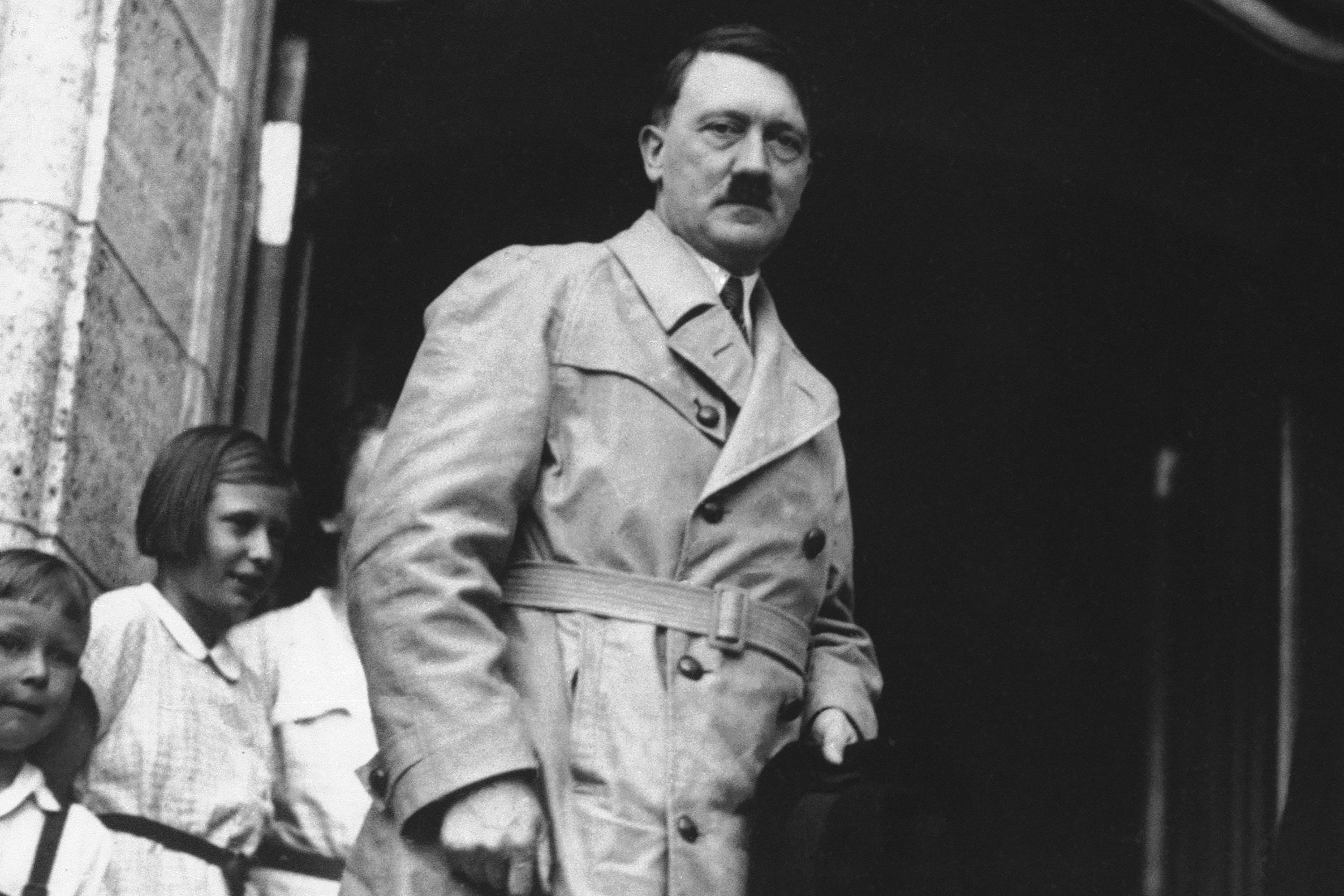 Kid's book slammed for featuring Hitler among 'great leaders'