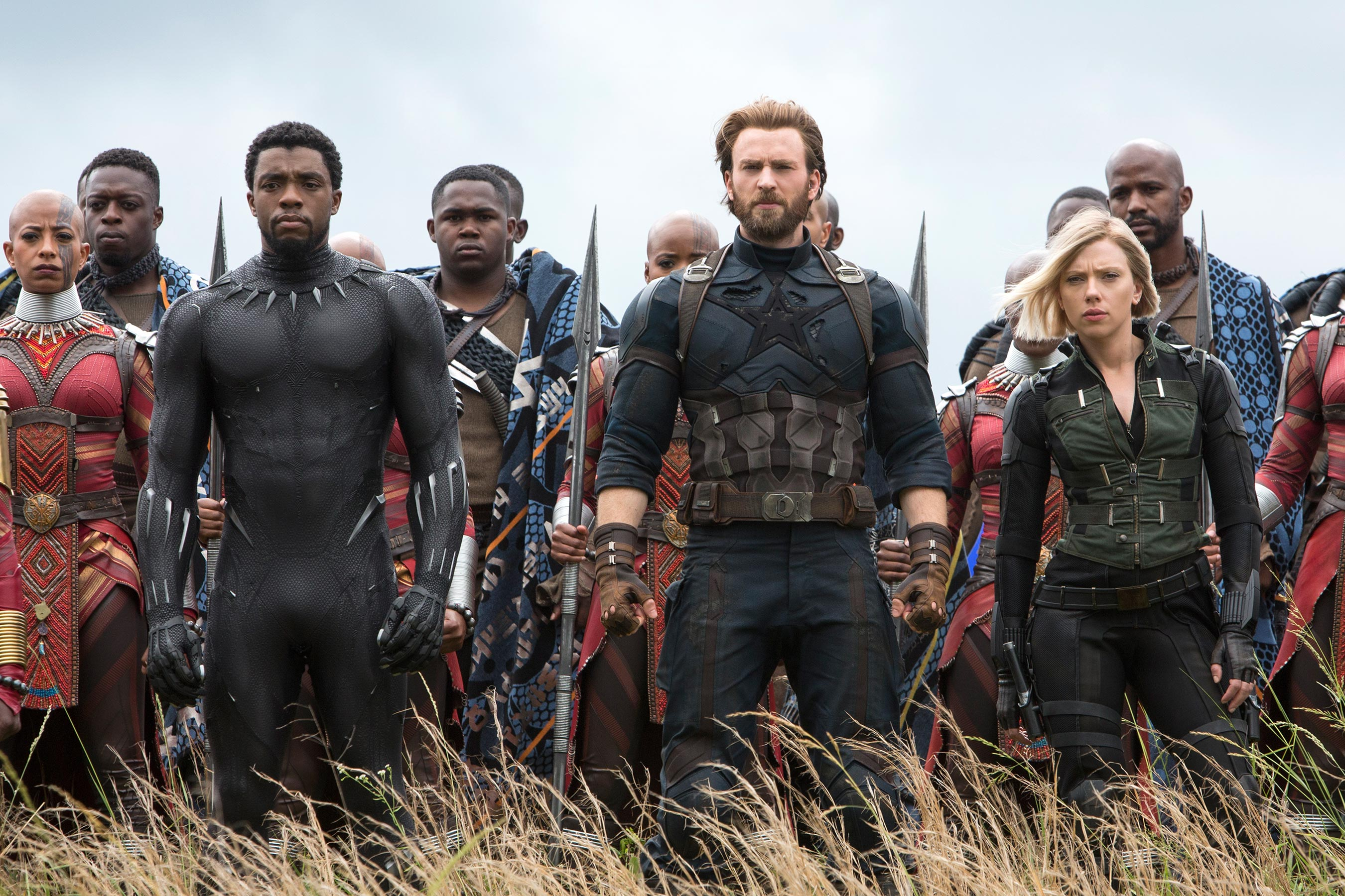 Avengers: Infinity War tickets presale sets new superhero movie record