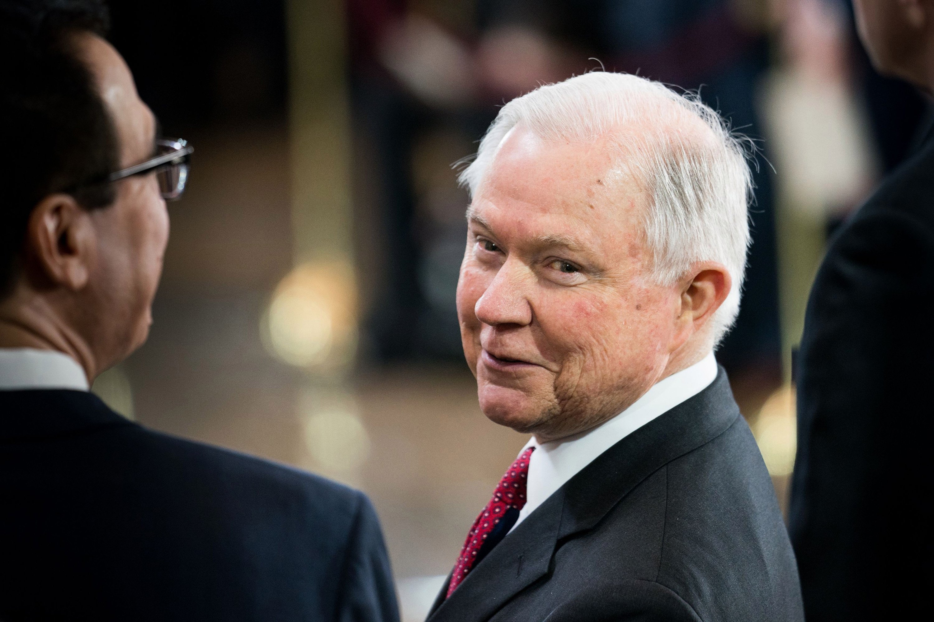 Hey, Mr. President: lay off Jeff Sessions!