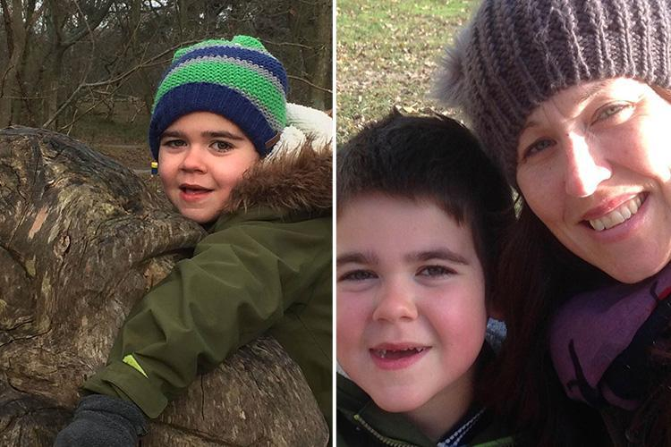 Boy, six, denied cannabis oil treatment for rare form of epilepsy is rushed to hospital after seizures