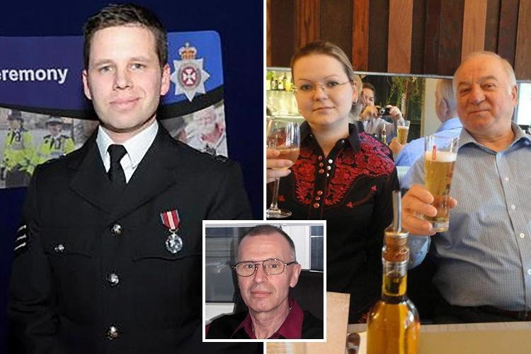 Salisbury cop injured by nerve agent 'getting better' – but Russian spy and daughter 'likely to die', warns expert