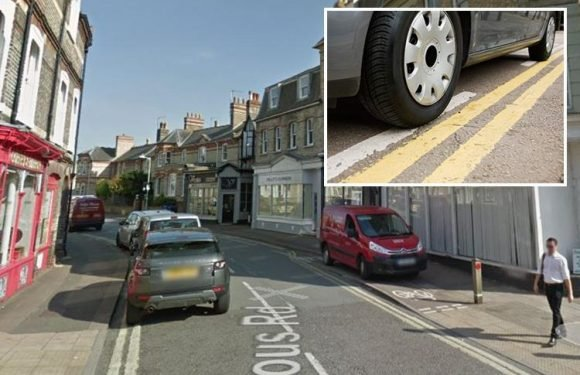 These are the areas where you can legally park on a double yellow… but do you live in one?