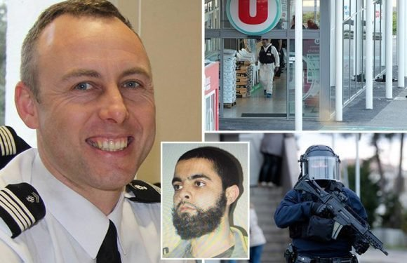 French cop tragically dies after swapping himself for Trebes supermarket hostage and being shot by 'ISIS' fanatic