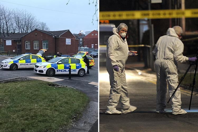 Oldham stabbing sees three men and teen arrested after 'killing man as he made his way home from mosque'