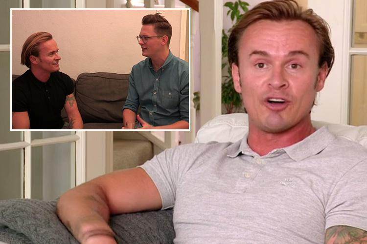 S Club 7's Jon Lee makes surprise appearance on Dinner Date looking for love