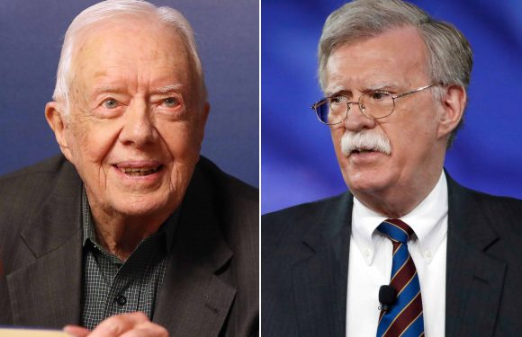 Jimmy Carter slams Trump's 'worst mistake'