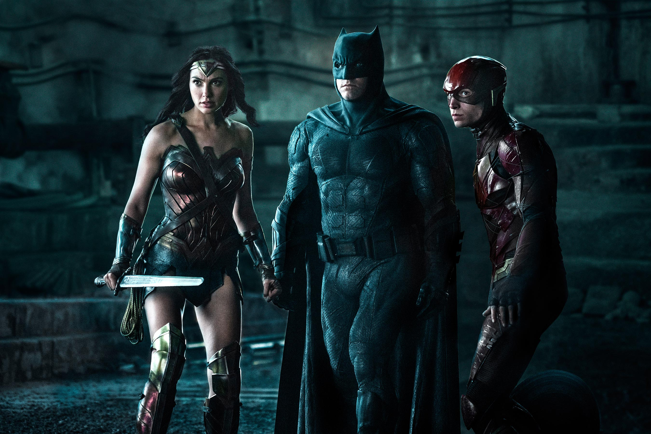 Justice League box office is DC Extended Universe's lowest