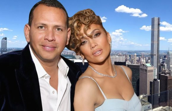 J-Rod buys $15M love nest