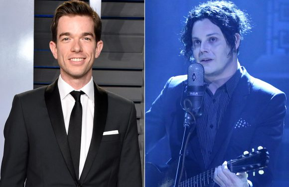 SNL: John Mulaney will host with guest Jack White