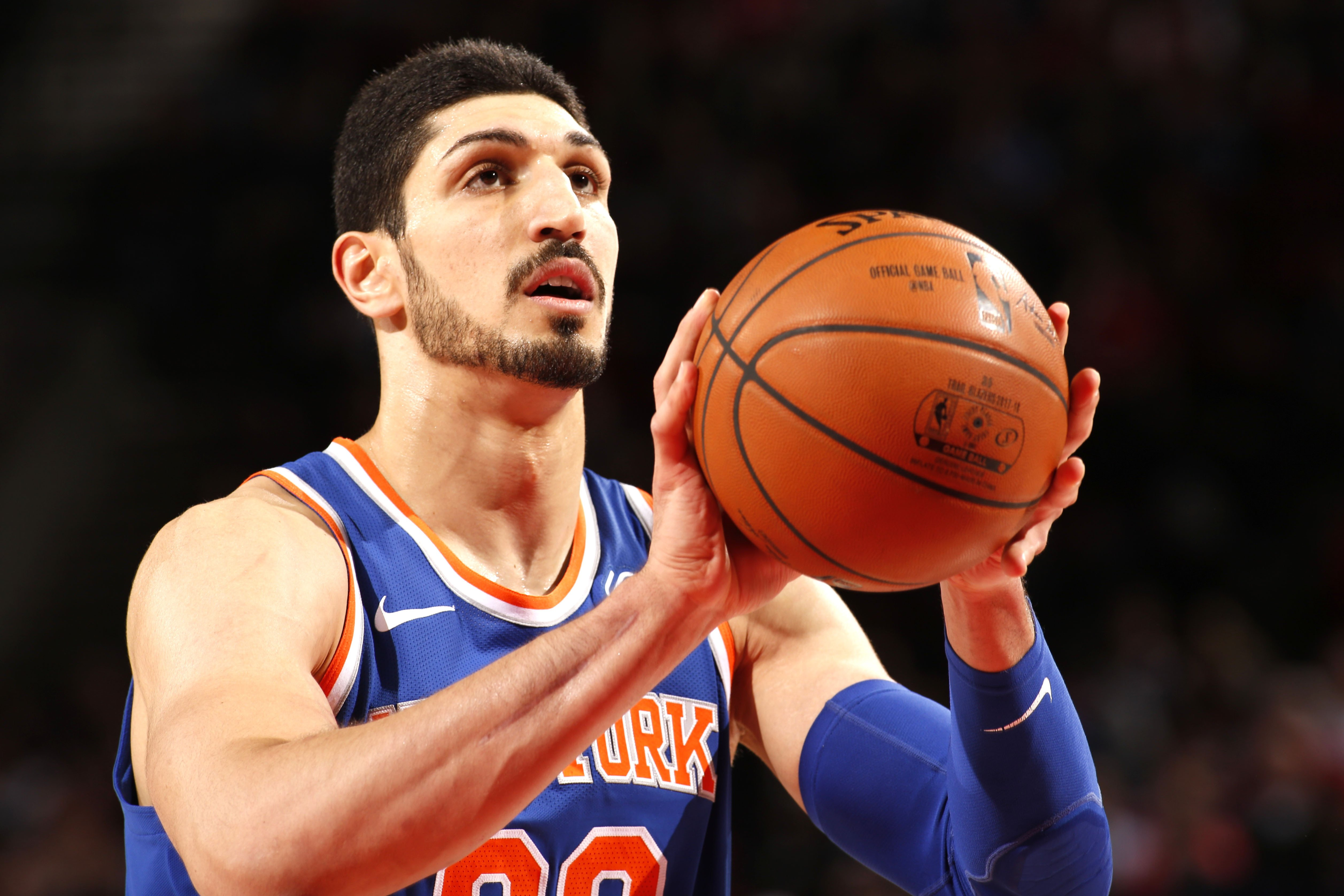 Why Enes Kanter's decision on Knicks future is on hold