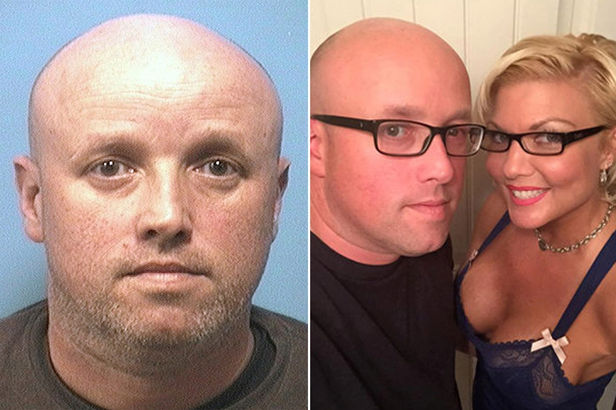 Husband indicted for killing wife who led secret life as porn star