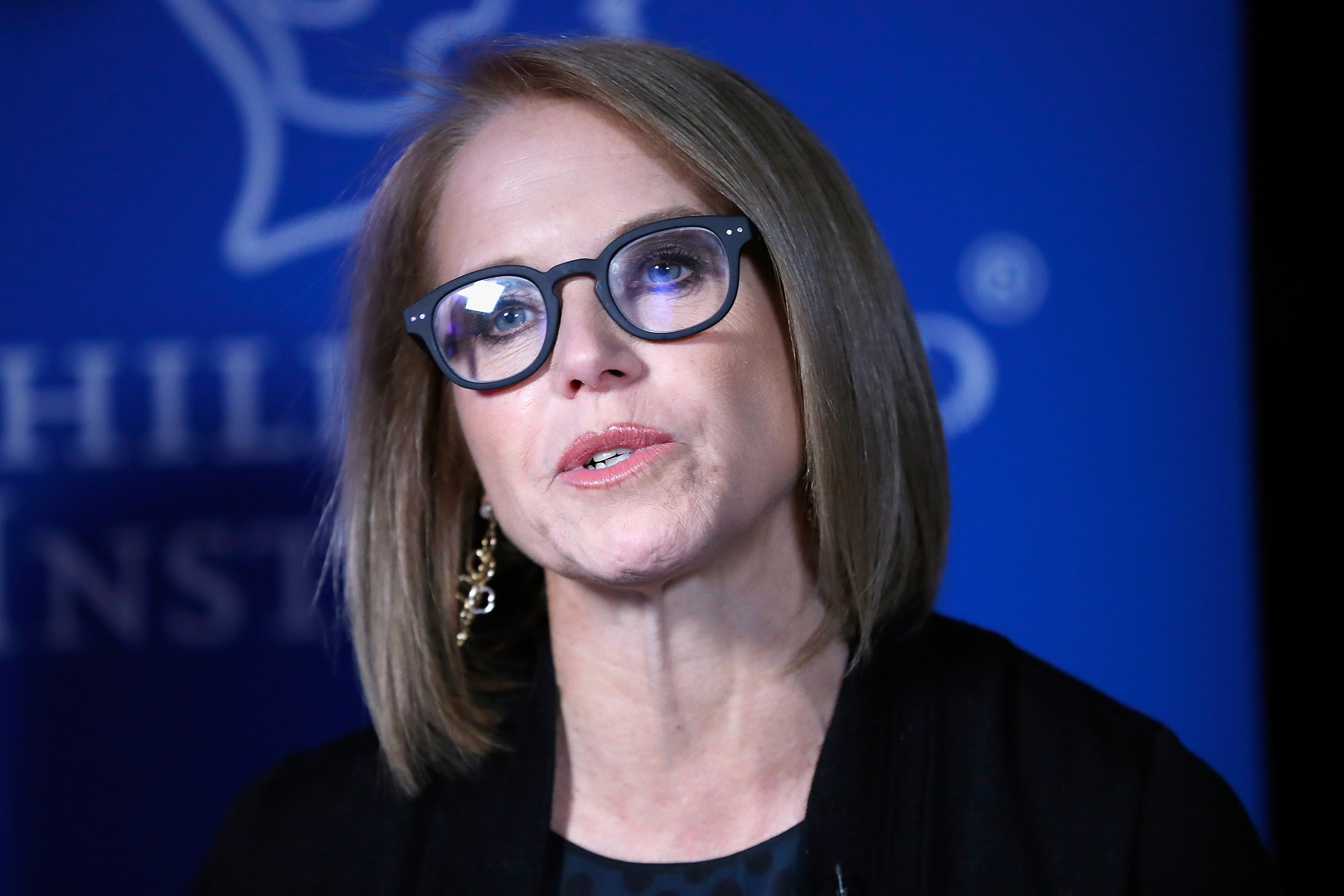 Katie Couric faced 'gross' sexism during career