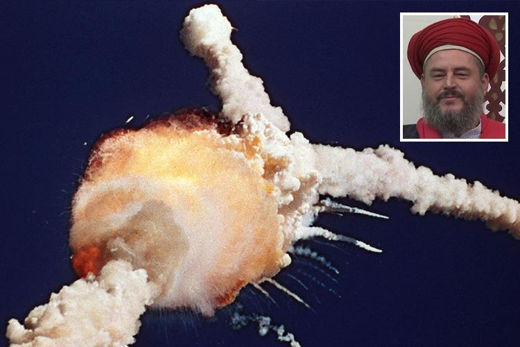 Muslim sect leader claims his group blew up 1986 Challenger shuttle and killed seven astronauts in bizarre conspiracy