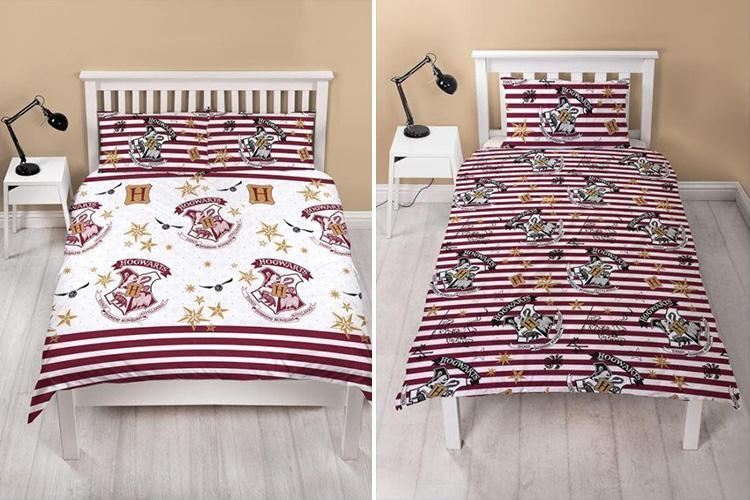 B&M has a range of magical Harry Potter duvet sets… and prices start at £9.99