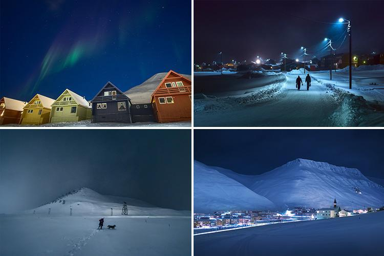 Inside remote icy town where you're NOT ALLOWED TO DIE
