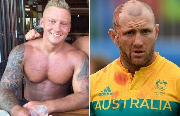 Brit backpacker, 22, charged with assault after 'flooring Australia rugby captain with single punch and leaving him with fractured skull'