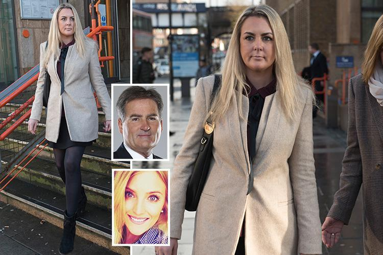 Richard Keys' daughter cleared of sending abusive texts to pal 'who slept with her dad'