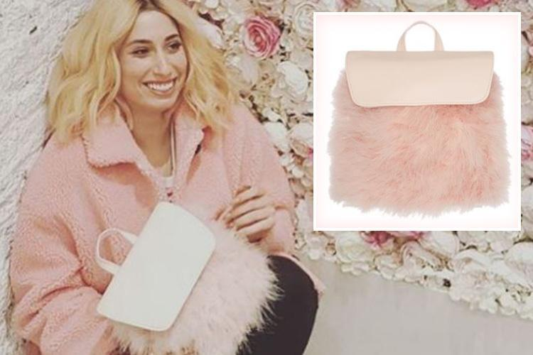 Stacey Solomon is sporting another accessories trend… and it's just £12 from Primark