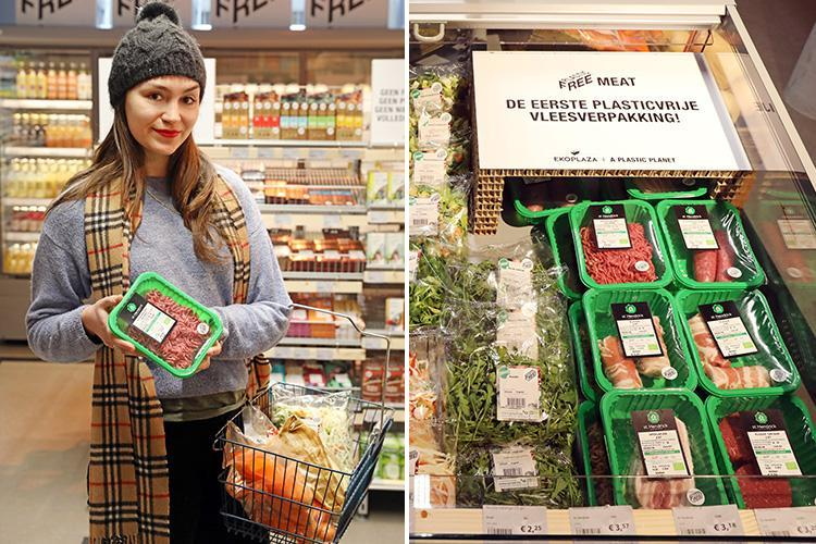 Inside the world's first supermarket where NOTHING is wrapped in plastic packaging