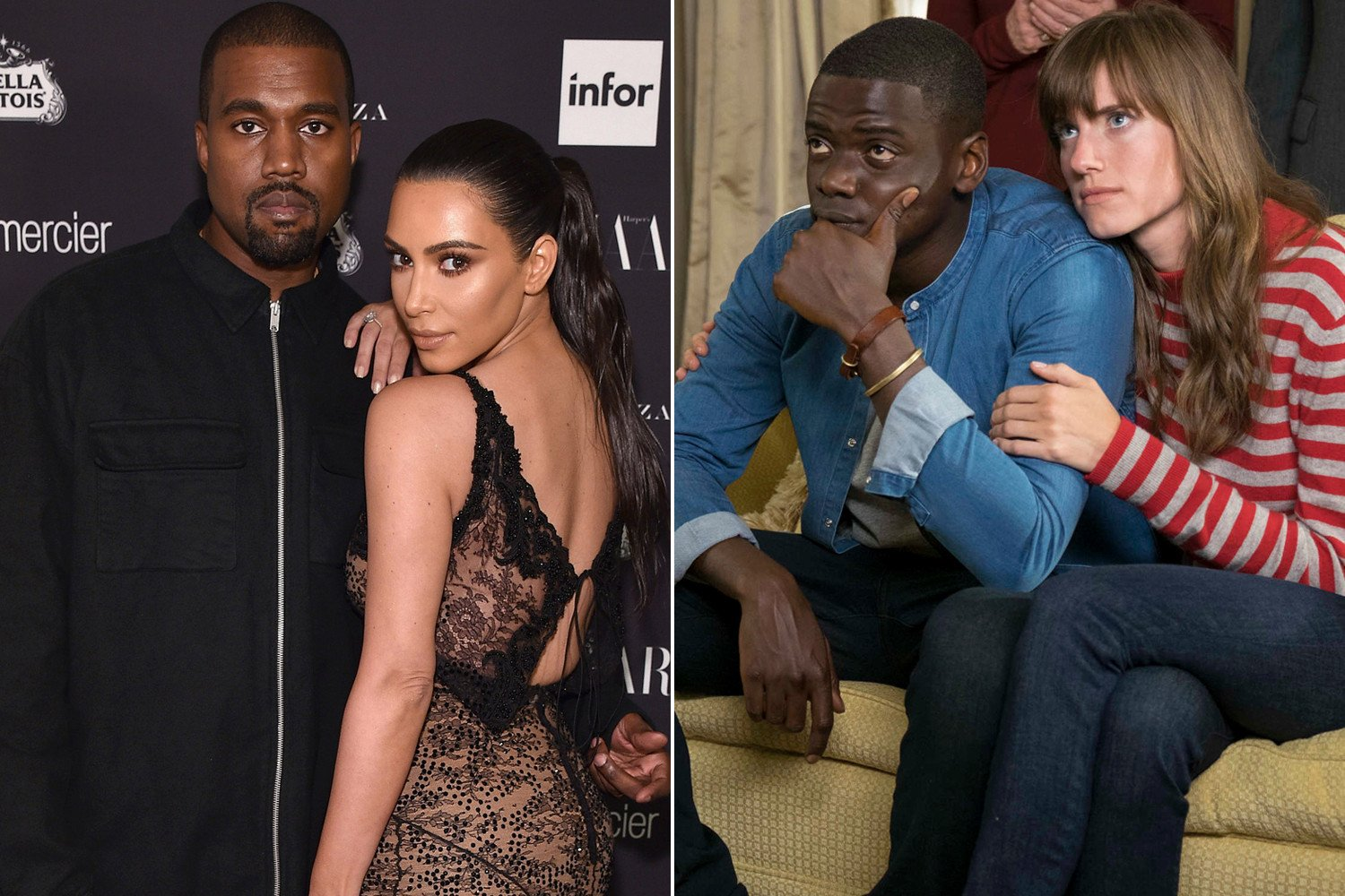Kim slams comparisons to 'Get Out'