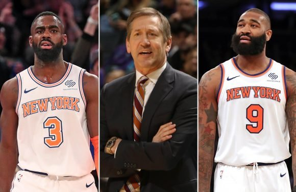 The Knicks' Jeff Hornacek rebellion is growing quickly