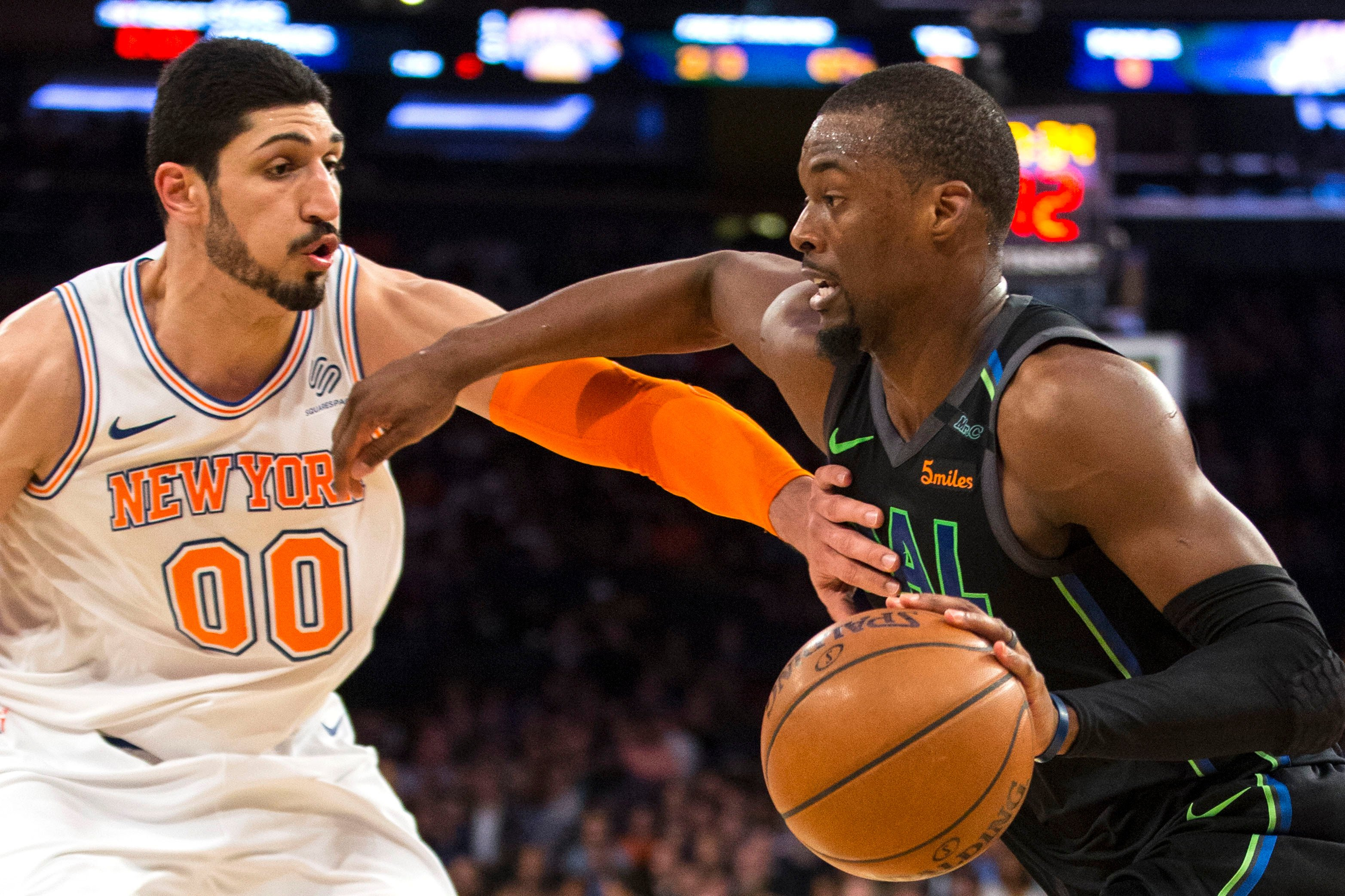 Knicks make more progress on tanking front