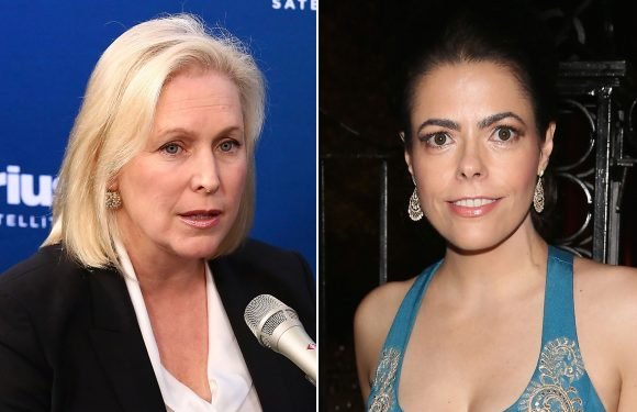 Gillibrand rival slams her father's ties to alleged sex-slave cult