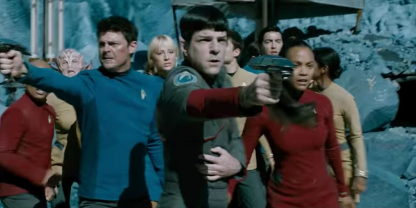 "Karl Urban is ""pretty confident"" there will be another Star Trek movie"