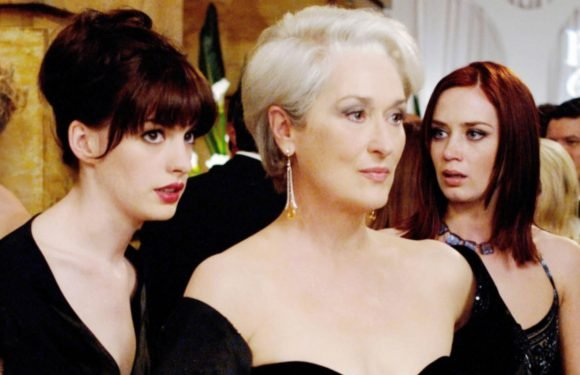Emily Blunt would be up for a Devil Wears Prada sequel with Anne Hathaway and Meryl Streep