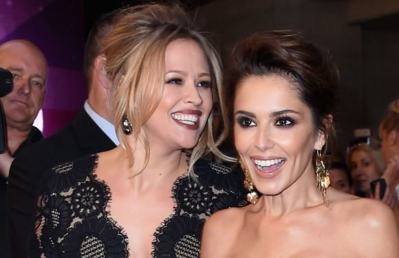 Kimberley Walsh admits she's grown apart from some of her Girls Aloud bandmates