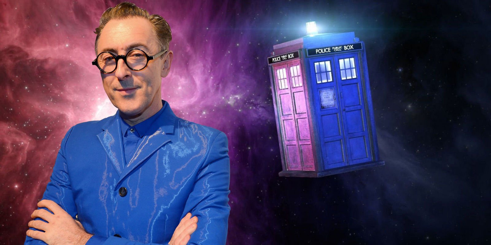 Alan Cumming is sorry for accidentally leaking his Doctor Who casting