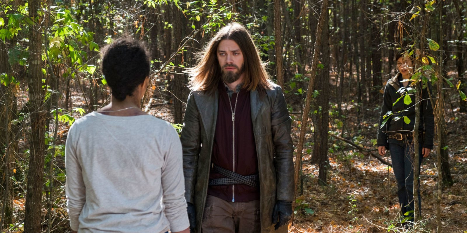 "The Walking Dead's Tom Payne says the show's legacy will be ""bringing people together"""