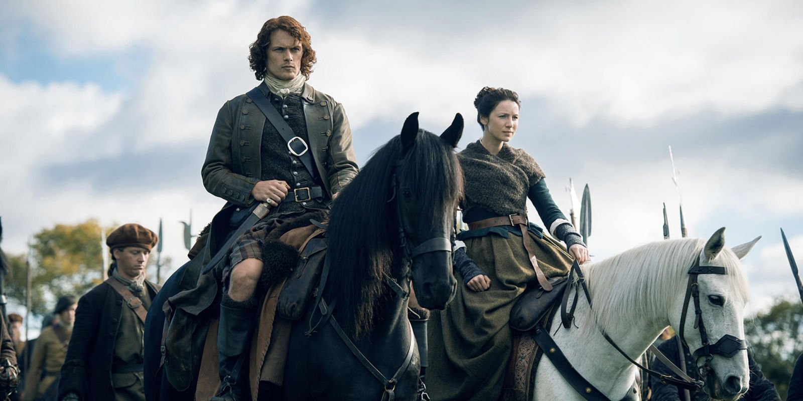 "Outlander boss says there's ""no doubt"" season 5 will happen"