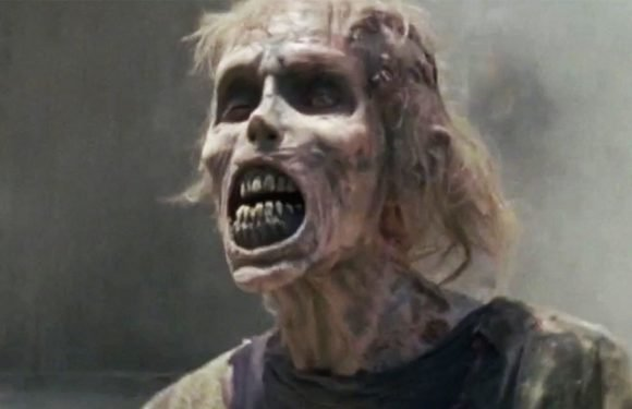The Walking Dead featured its first-ever nude zombie in newest episode