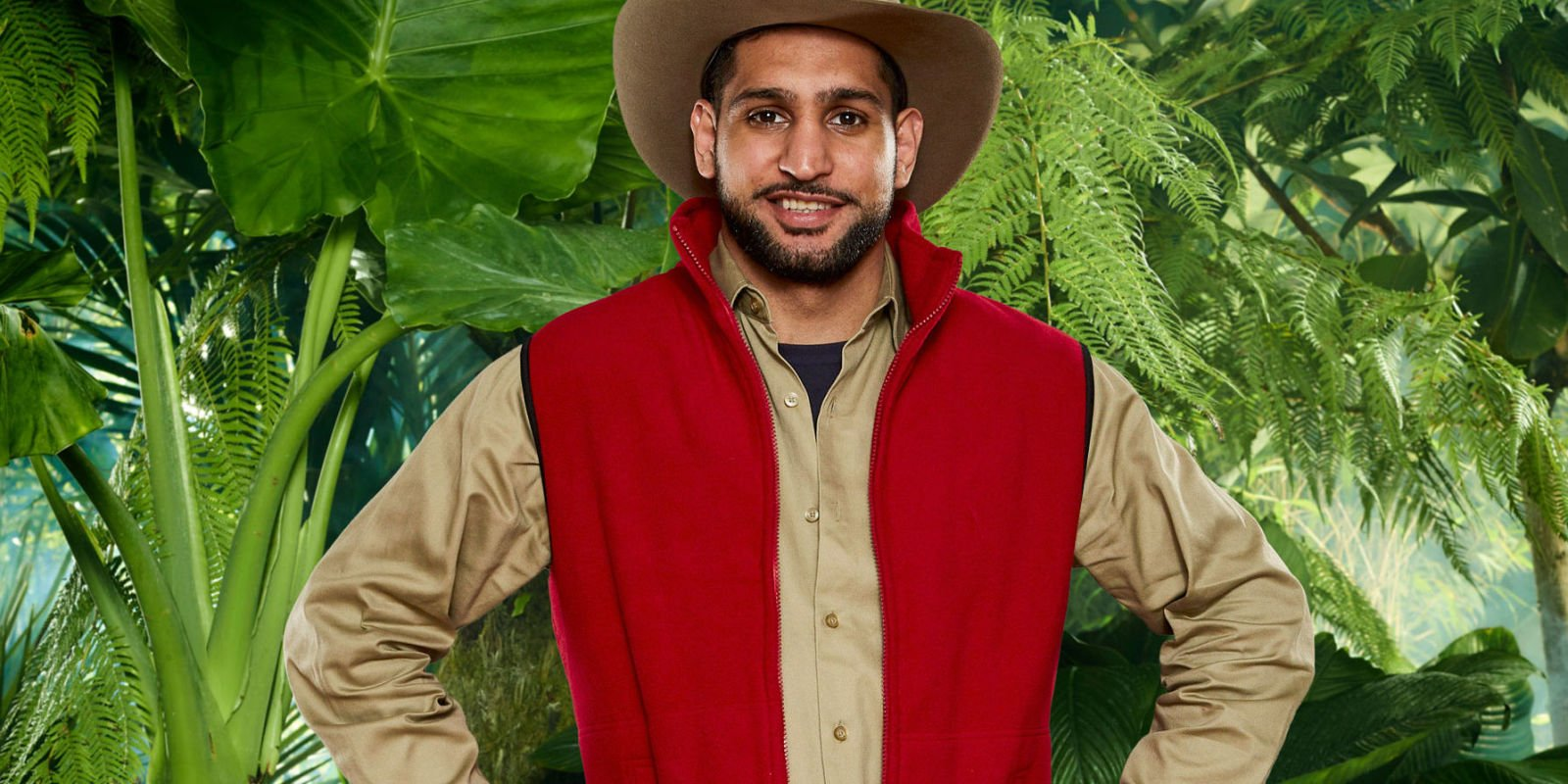 Is I'm a Celebrity's Amir Khan about to get his own ITV series?