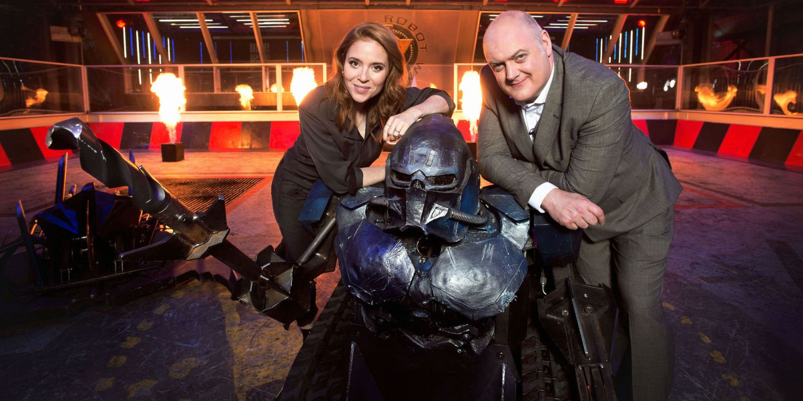 Robot Wars revival is axed by BBC Two after three series