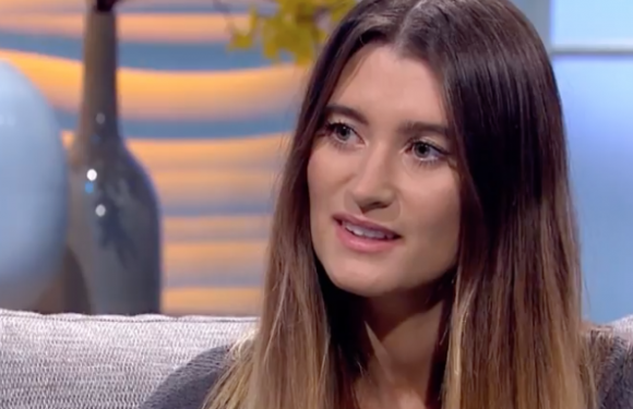 Emmerdale's Charley Webb flooded with support after opening up over her young son's separation anxiety