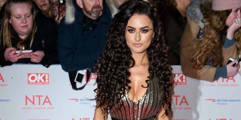 Love Island's Amber Davies denies signing up for Celebs Go Dating