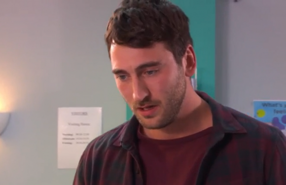Hollyoaks viewers intrigued by Brody Hudson's big secret