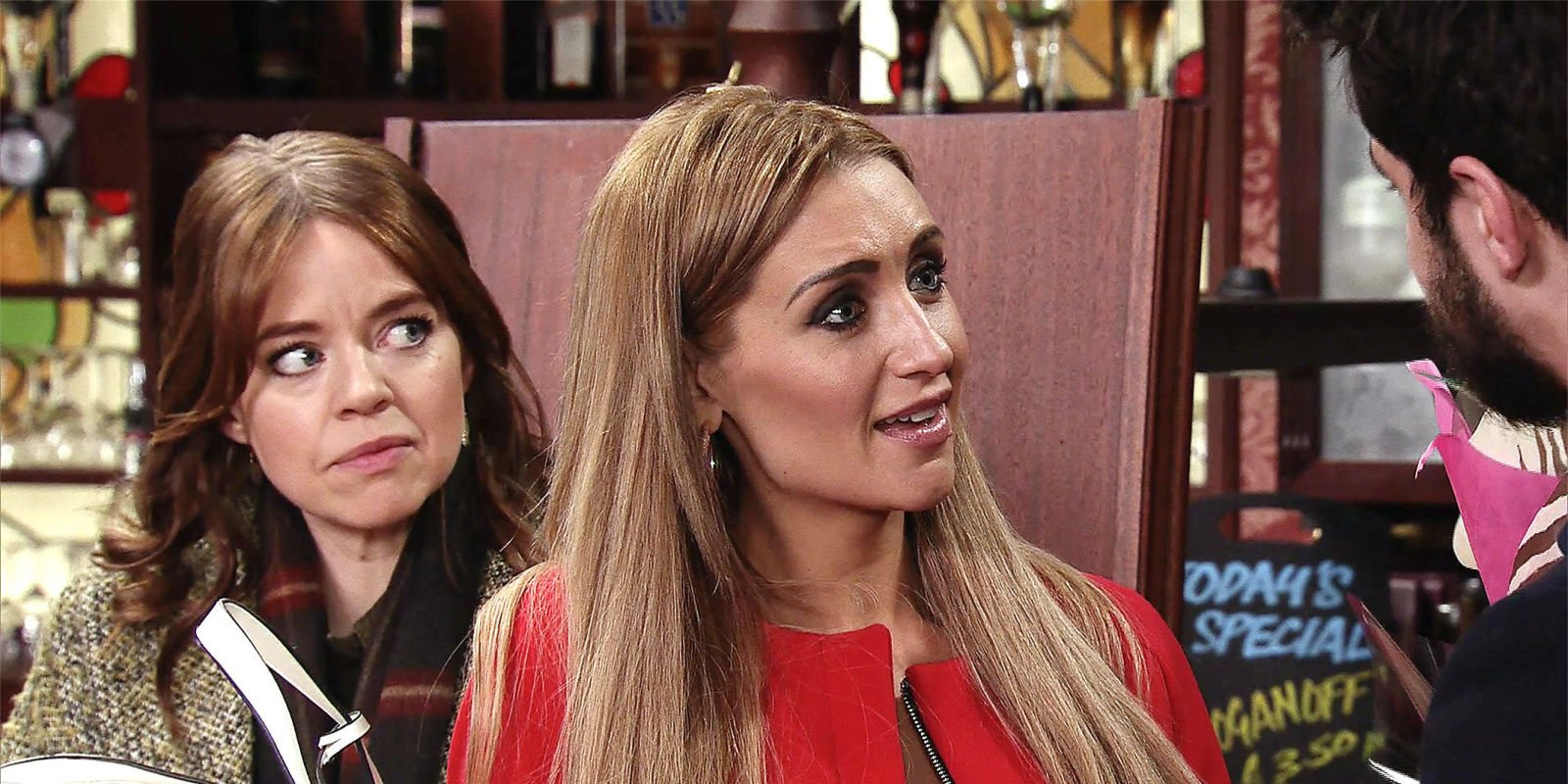 Coronation Street's Eva Price faces a big decision over her future with Adam Barlow