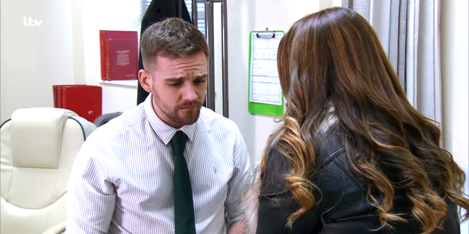 Coronation Street's Ali Neeson shares sad details of his past next week