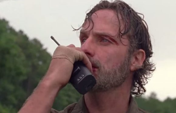 The Walking Dead star confirms he asked to be killed off