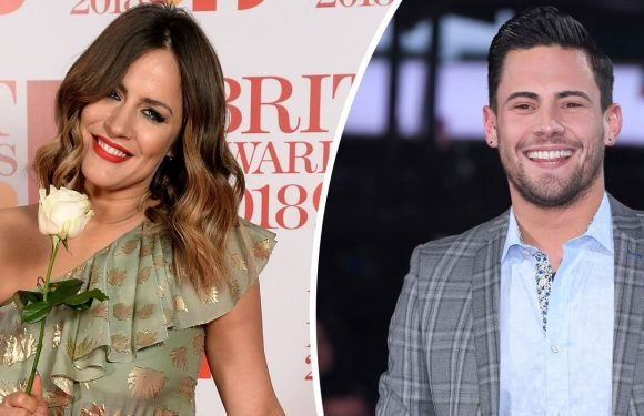 "Caroline Flack hits back after criticism over Andrew Brady and ""toy boy"" relationships"