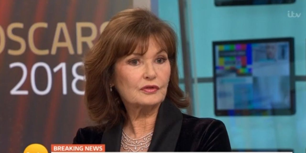 """Stephanie Beacham criticised by Good Morning Britain viewers after she calls Harvey Weinstein a """"poor bloke"""""""