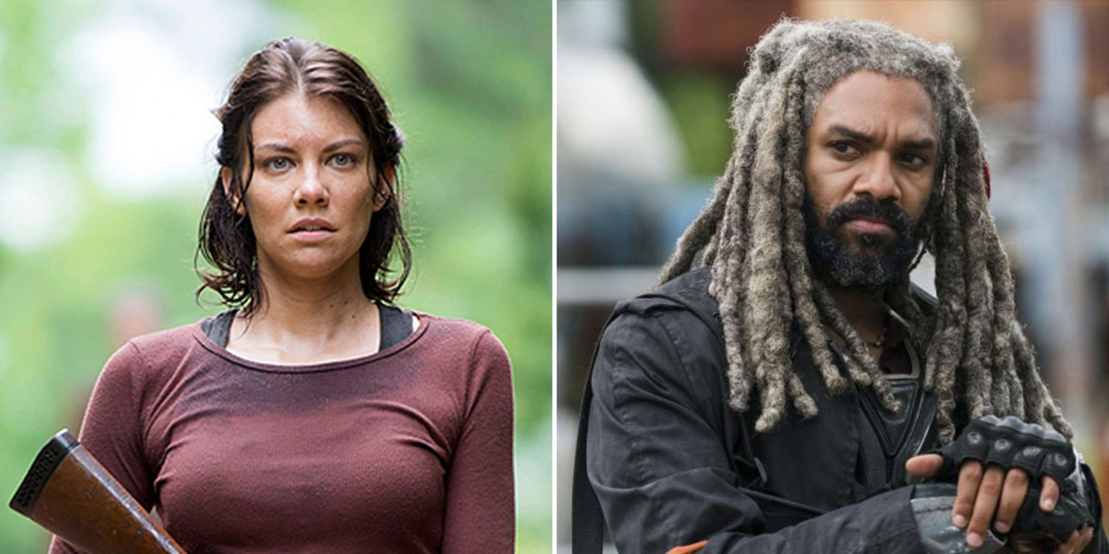 The Walking Dead's Ezekiel demands AMC give Lauren Cohan more pay