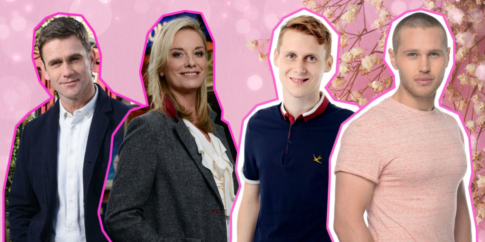 7 potential EastEnders couples we're already shipping, from Jack and Mel to Jay and Keanu
